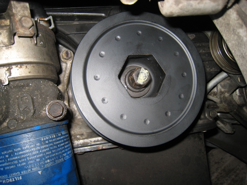 Click image for larger version.  Name:NewCrankPulley.JPG Views:610 Size:183.4 KB ID:8701